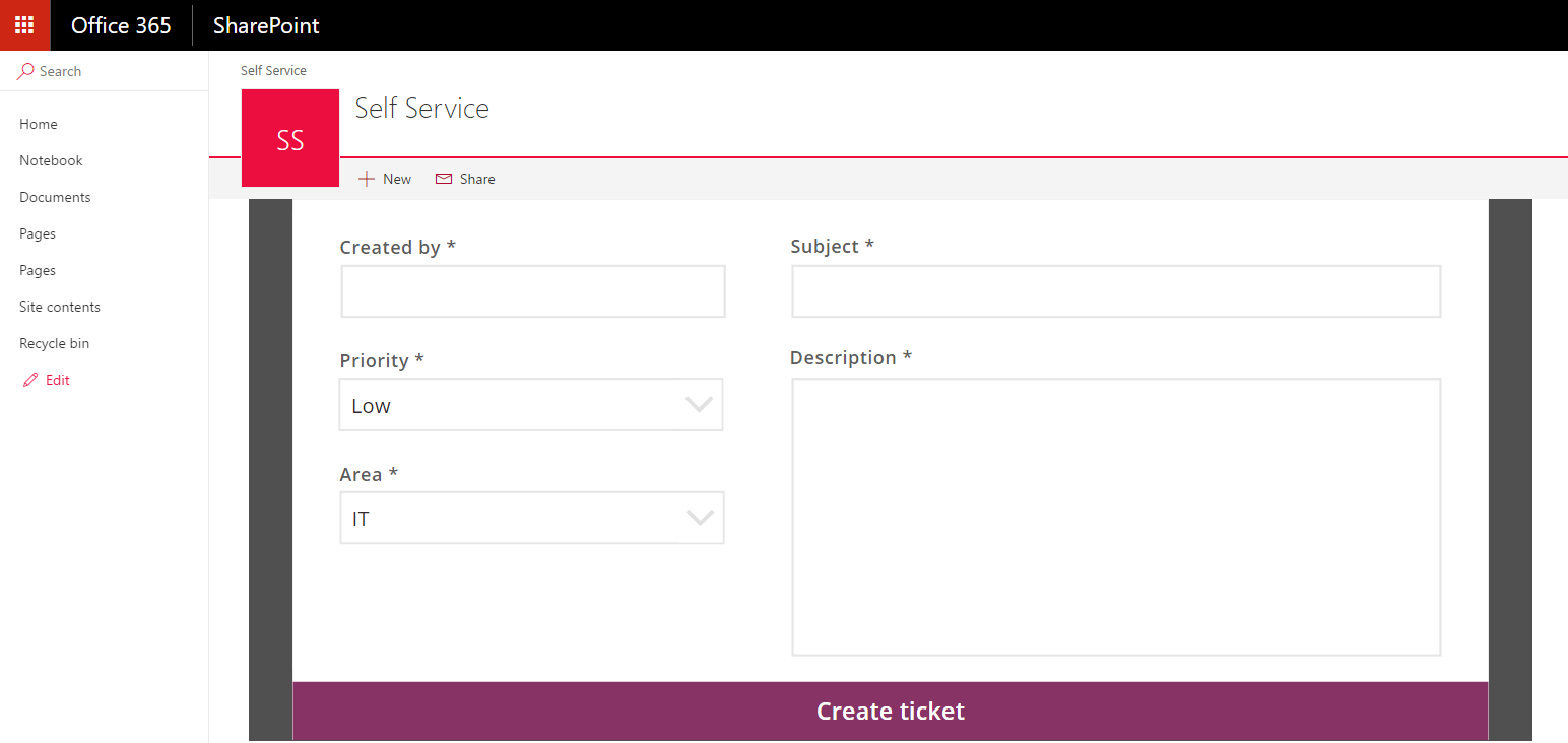 How to add PowerApps to SharePoint page - Plumsail - Medium