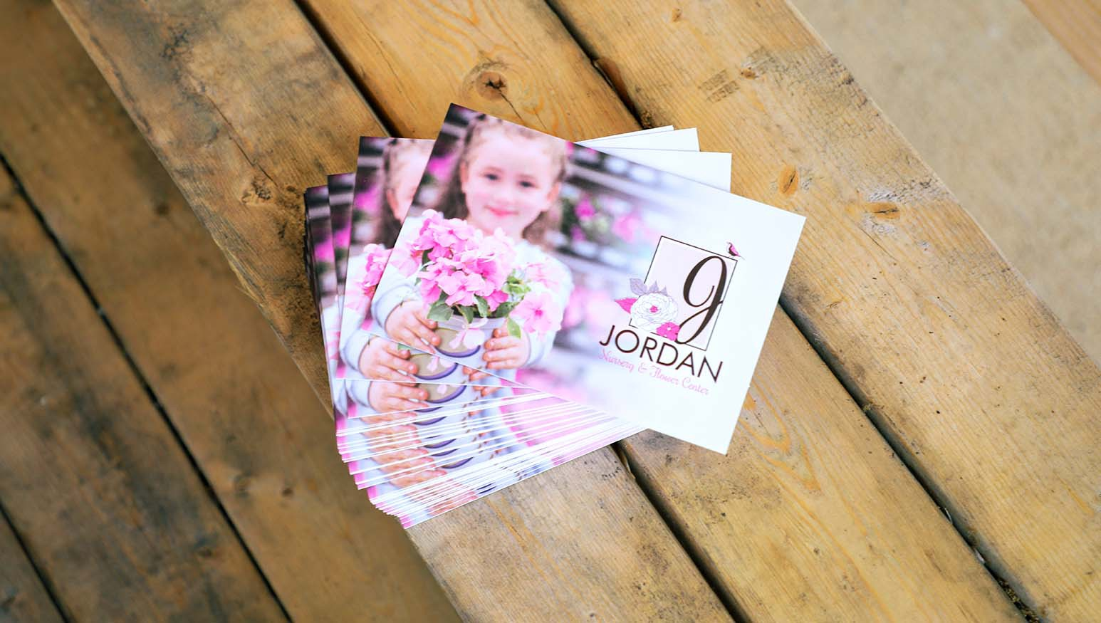 Handing out postcards is one of the most cost-effective ways for brands to reach their target audience. You can raise brand awareness, advertise promotions, and more!