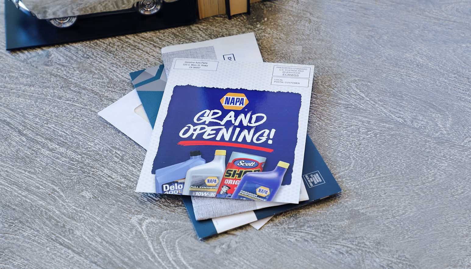 Printing EDDM® postcards is a cost-effective mail solution that enables you to geographically target neighborhoods that can potentially include the ideal customers for your business.