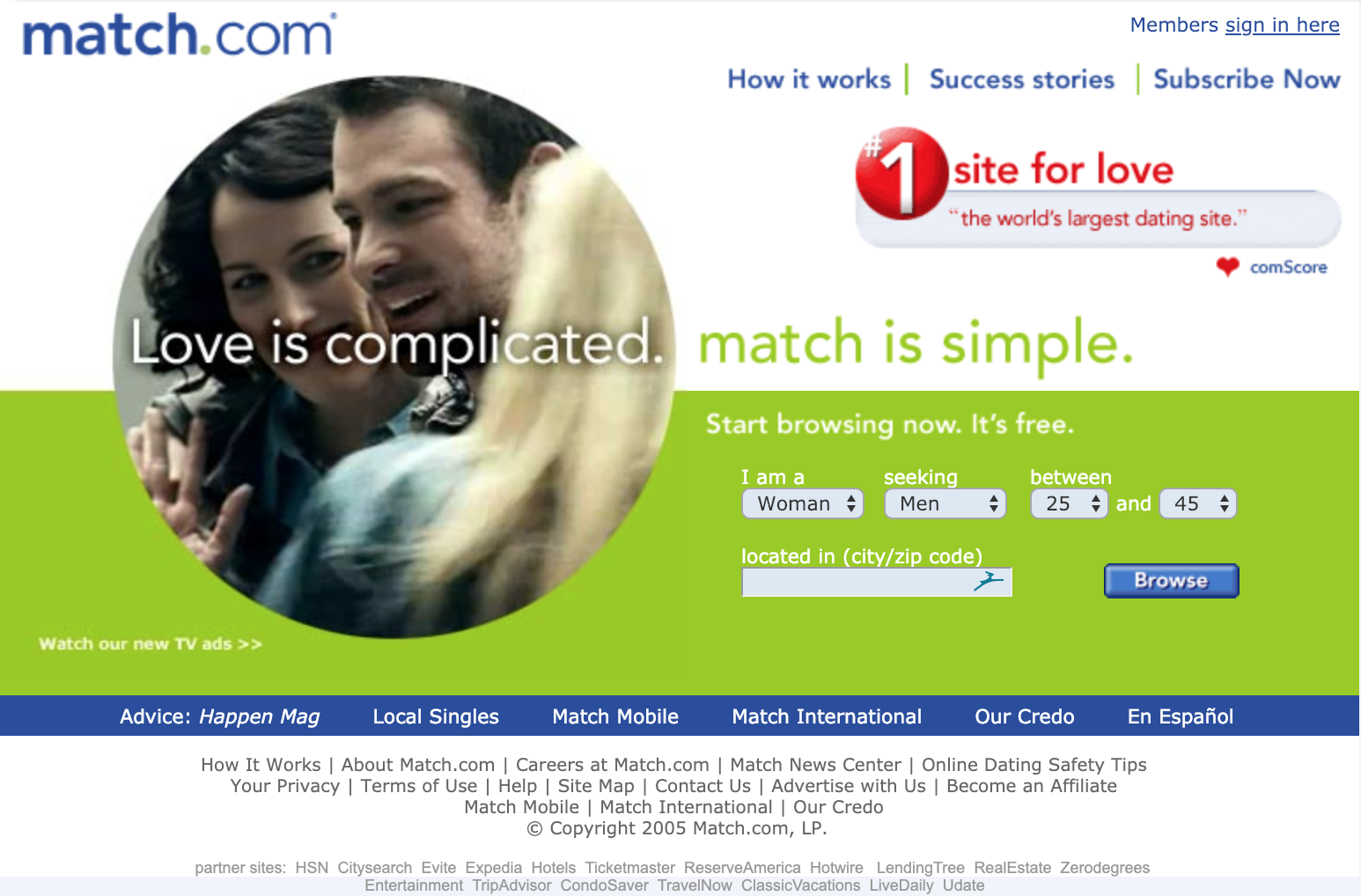Match.com dating safety tips