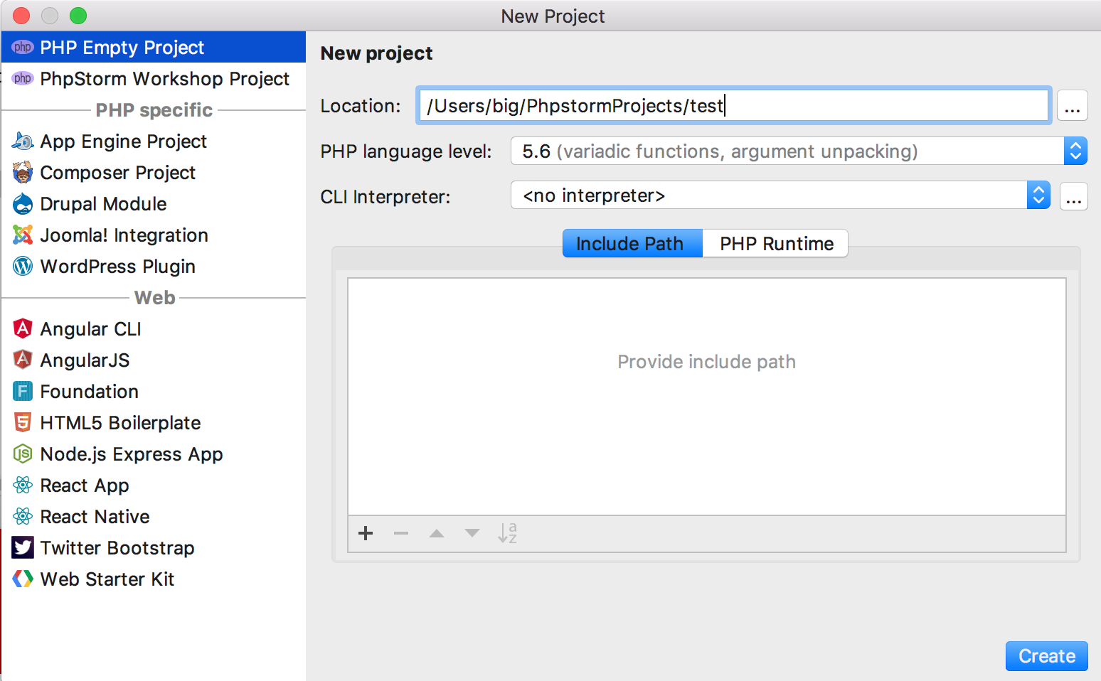 Setting up PhpStorm for laravel with autocompletion