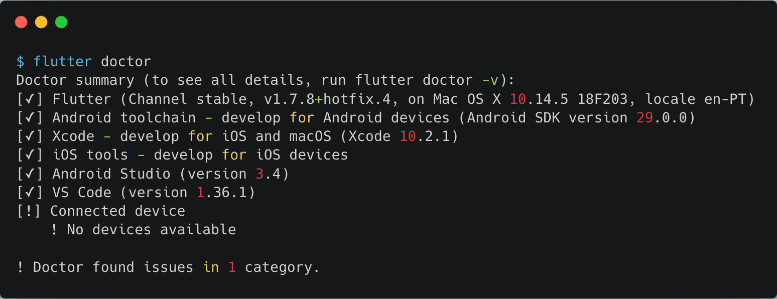 Flutter and the Command Line — a Love Story - Flutter
