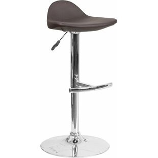Whelan Low Back Adjustable Height Swivel Bar Stool By Orren Ellis Onsales Discount Prices By Frances Medium