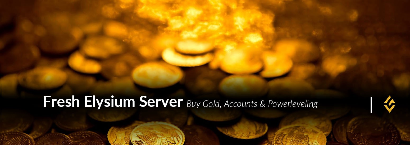 Buy Gold, Accounts & Powerleveling for the fresh upcoming