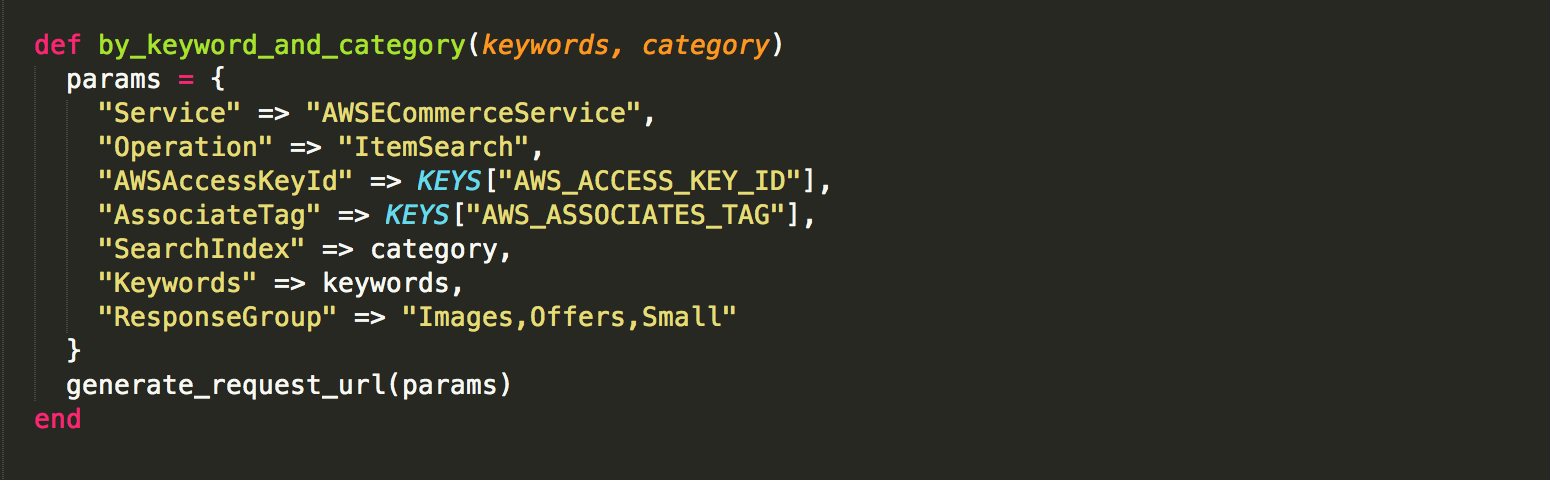 How to Access Amazon's Product API in Ruby - codenode - Medium