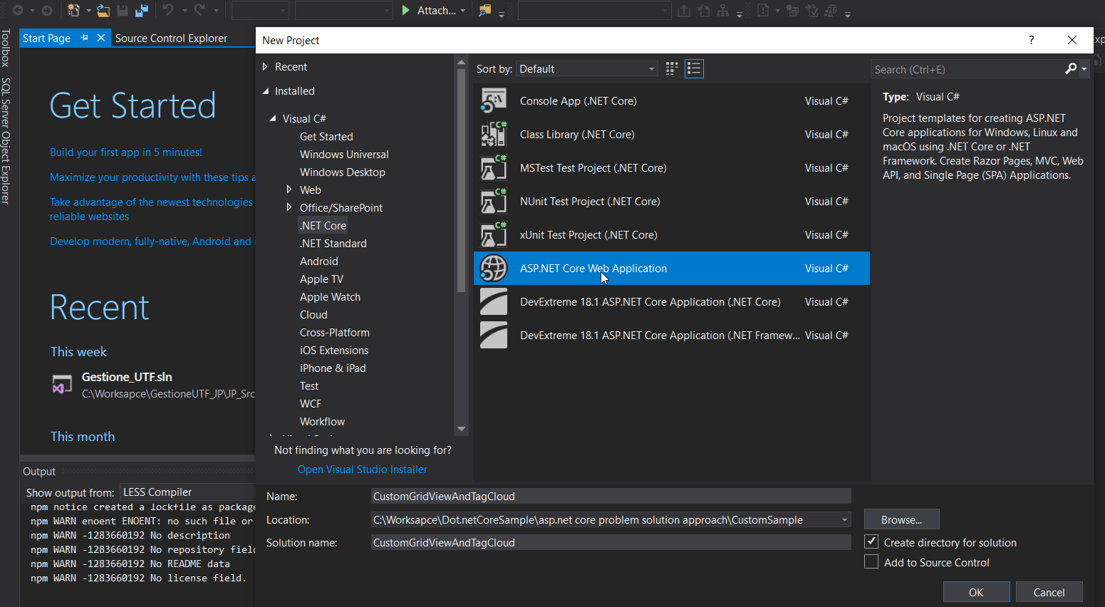 Asp Net Core Razor Tag Helper And View Components Inside A Container By Jean Pierre Deffo Fotso Medium