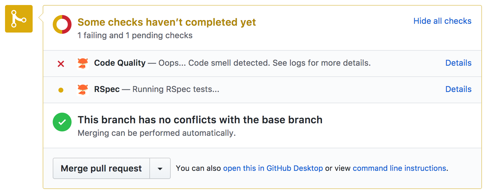 Integrate Jenkins builds into GitHub Pull Requests - Minh