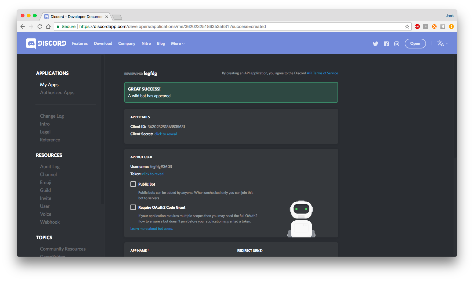 How To Make A Simple Discord Bot In Ruby To Annoy Your Friends By Jack Chambers Medium