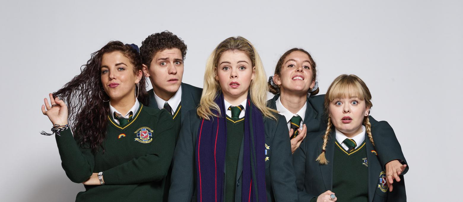 The Authenticity of Derry Girls - The Culture Corner - Medium