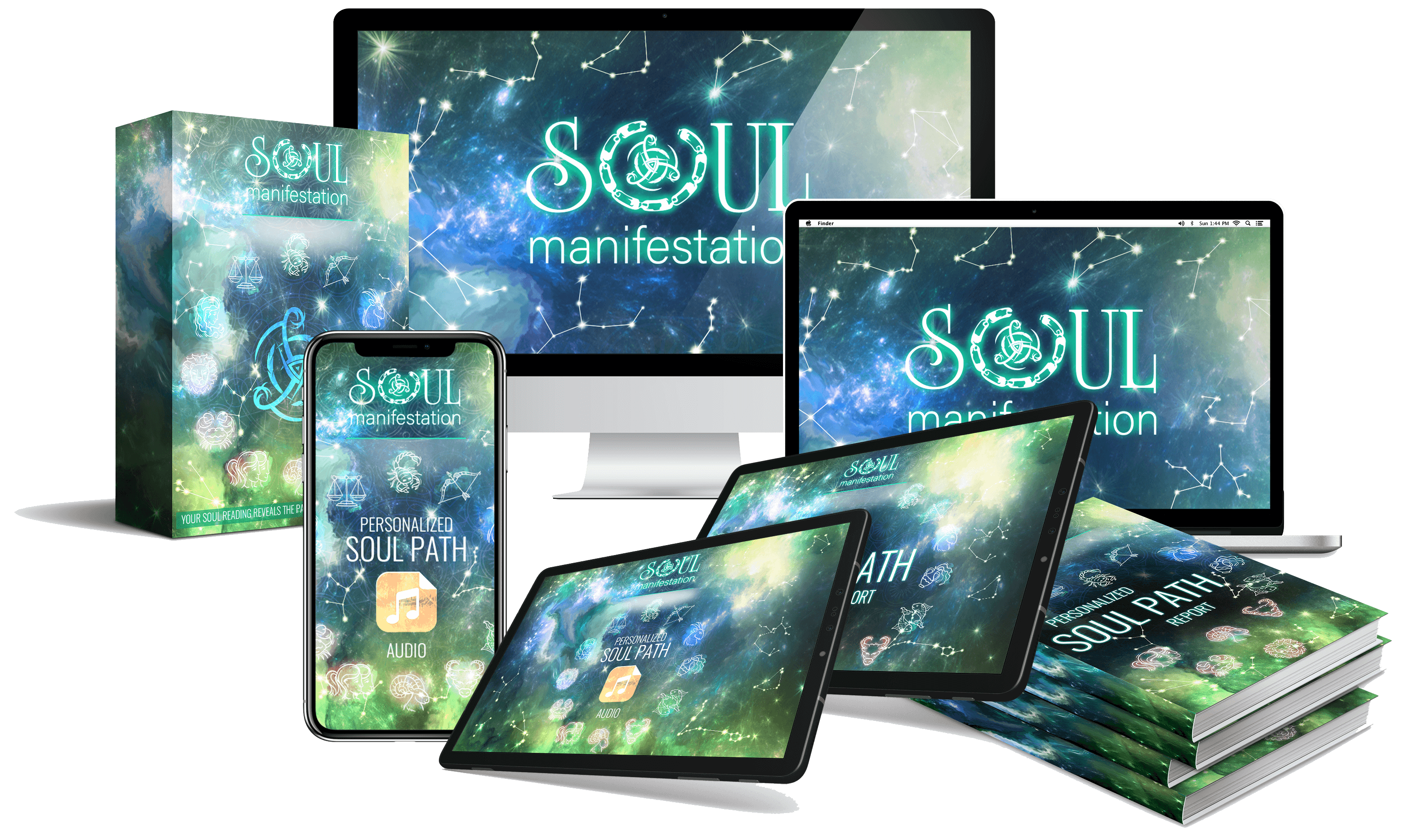 Soul Manifestation 2.0 is a program