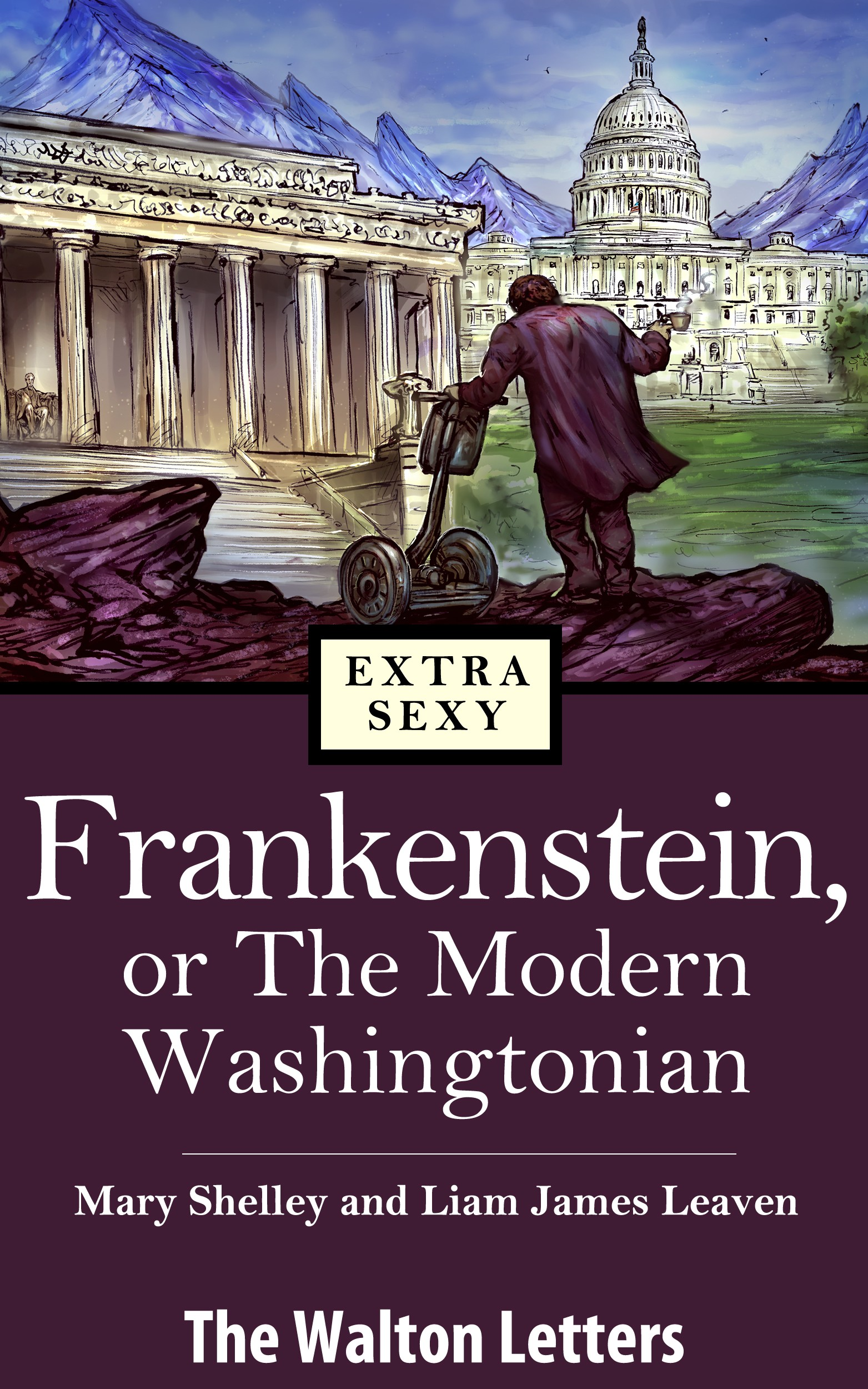 A Mash Up Re Telling Of Robert Walton S Letters That Introduce Mary Shelley S Frankenstein By Liam James Leaven Medium