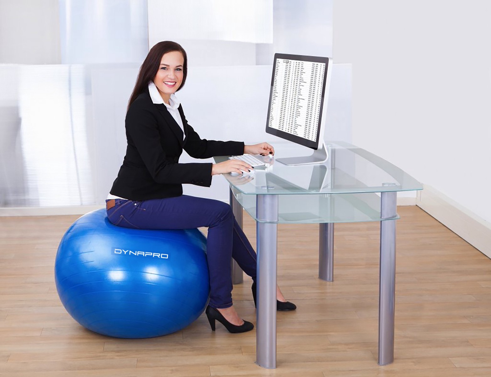Exercise Ball Make The Smart Choice To