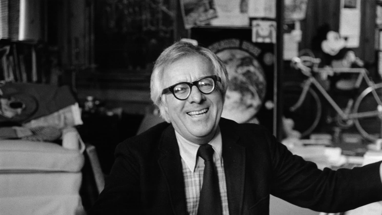 ray bradbury writing book