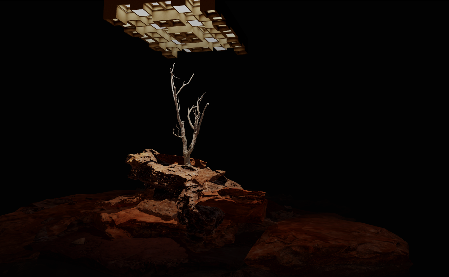 Quixel Megascans and Substance Painter into VR using BrioVR