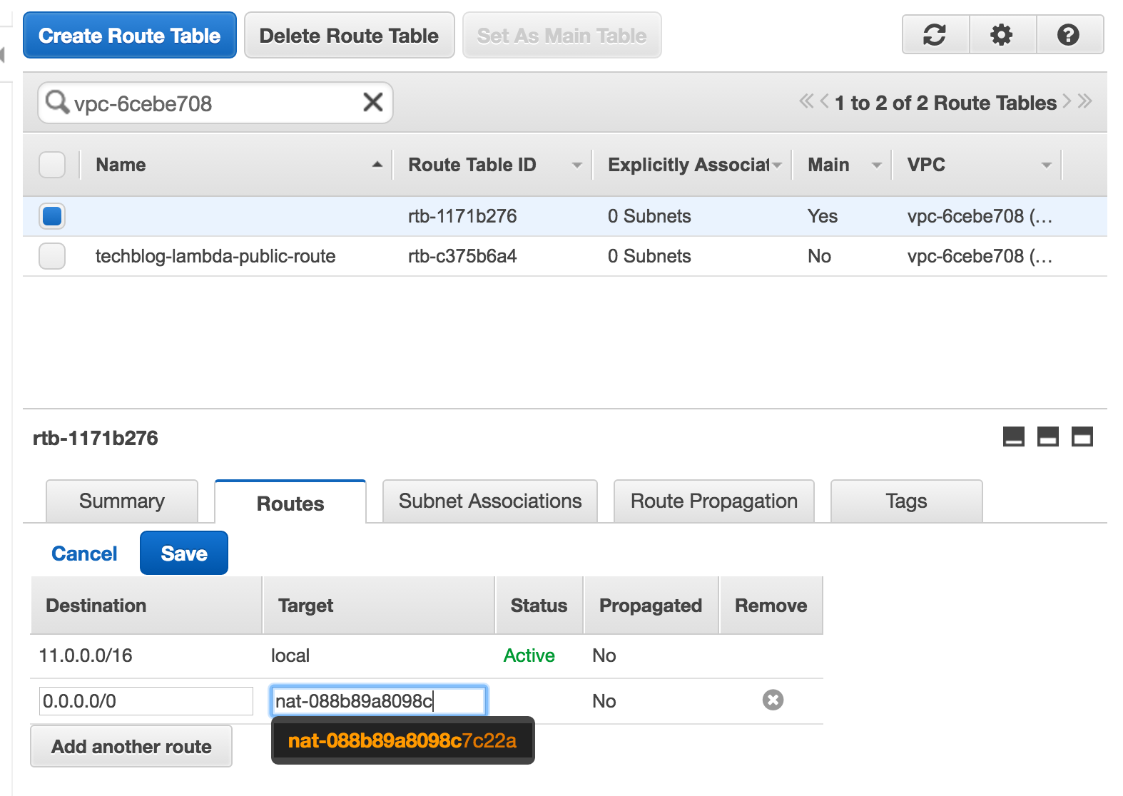 AWS Lambdas with a static outgoing IP - Financial Engines
