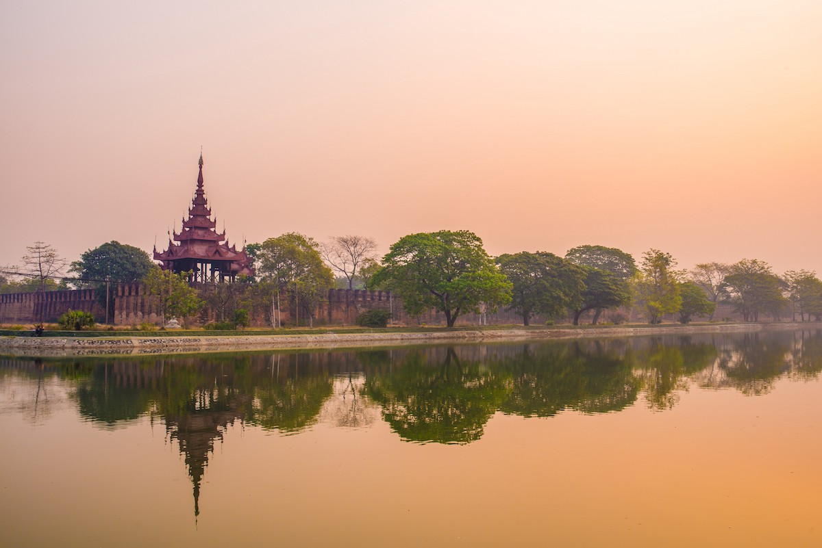 Image result for Royal capital of myanmar