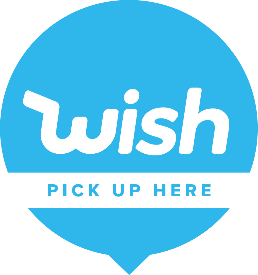 Image result for wish local logo