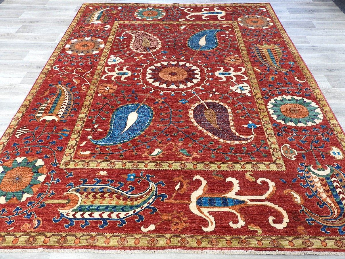 Variety Of Round Rugs Farah Farahani Medium