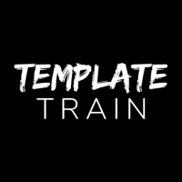 Template Train Coupons