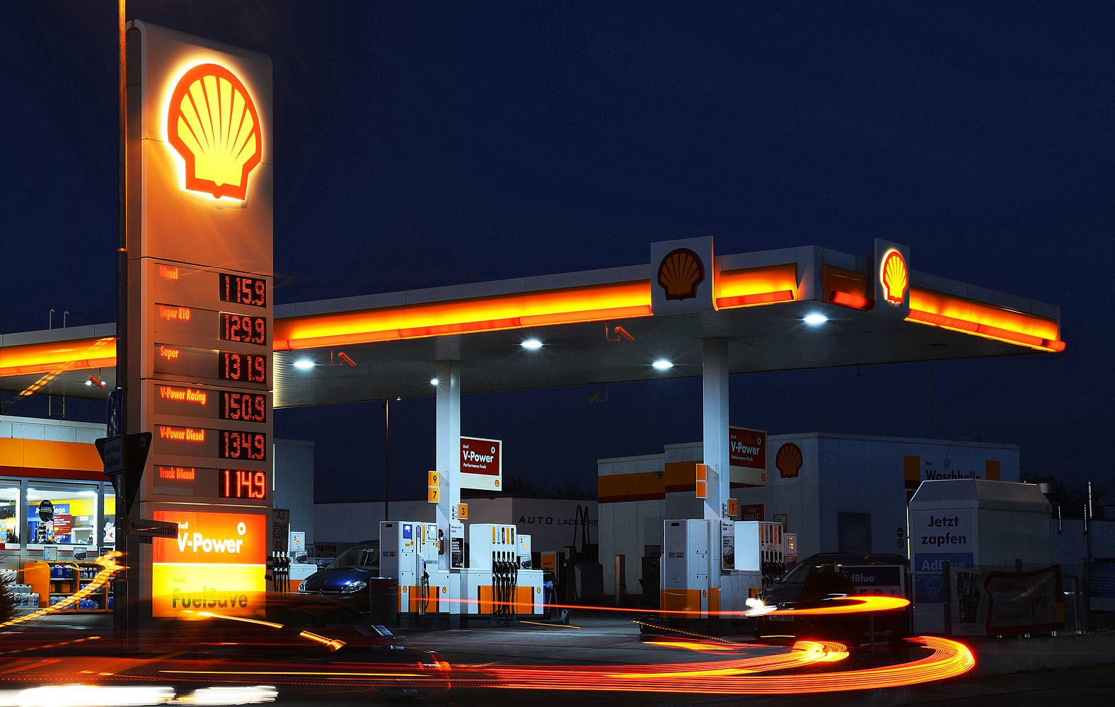 Shell's plan to become net-zero emissions