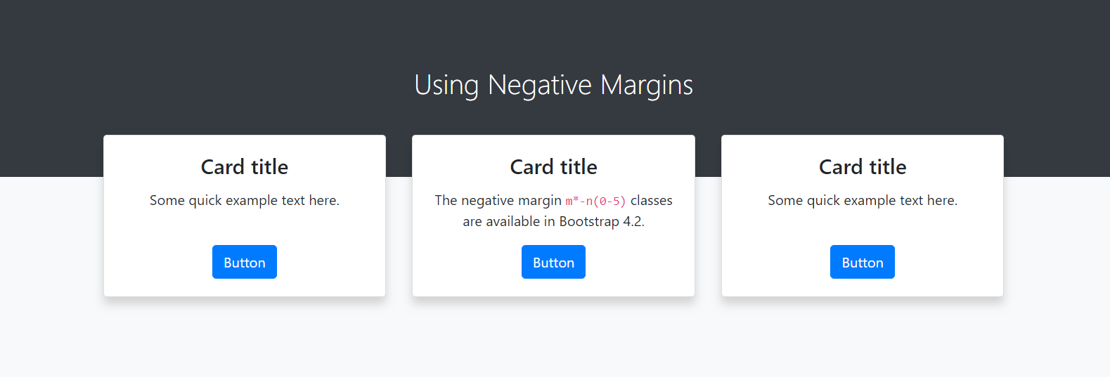 How to Improve UX with Bootstrap 4 2 - UX Planet
