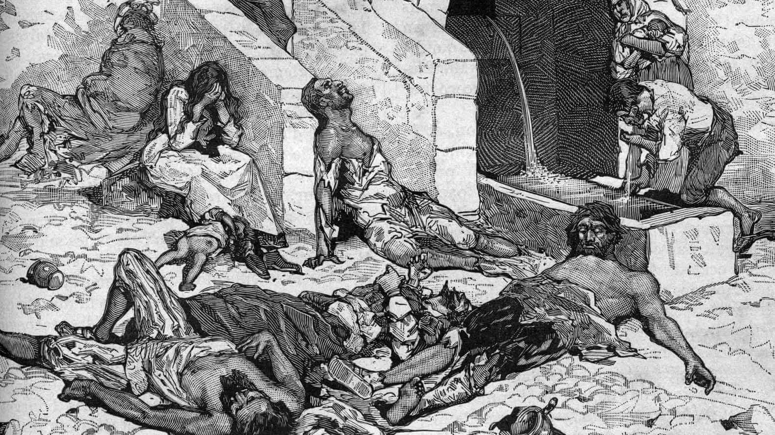 How the Black Plague arrived in Europe — The birth of biological ...