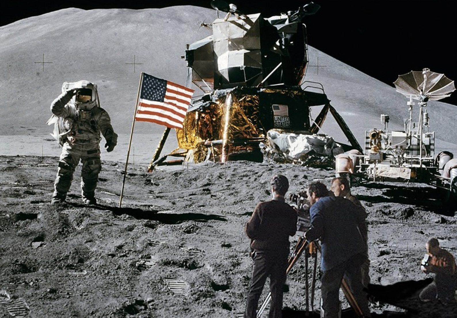 Apollo Moon Landings: Pseudoscience and 6 Reasons Why There