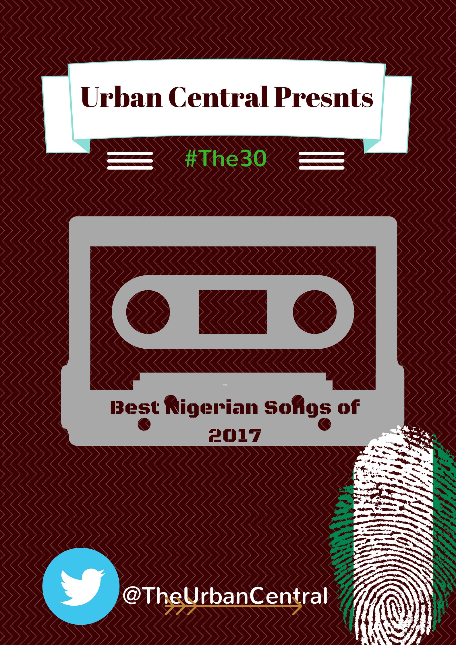 Urban Central Presents: The 30 Best Nigerian Songs Of 2017