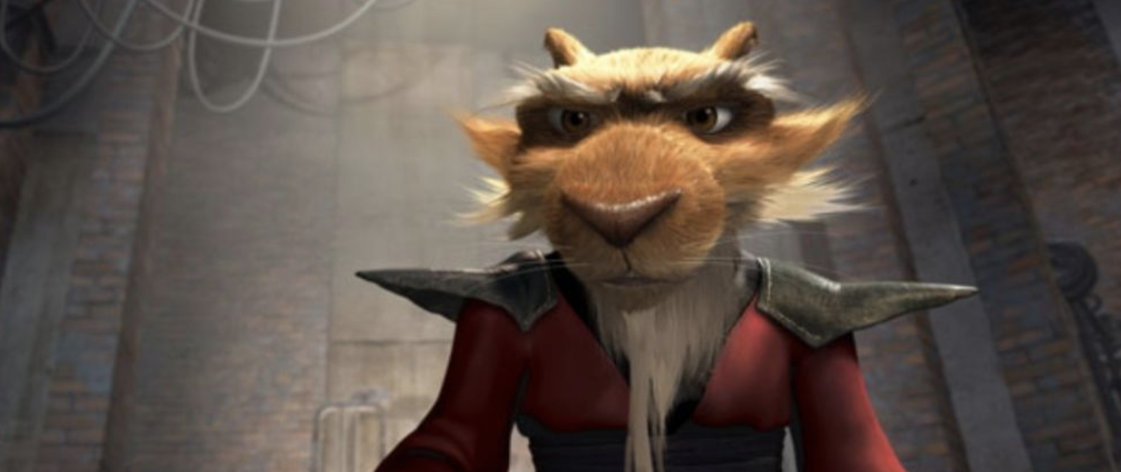 3 Quotes From Master Splinter To Get You Through The Day
