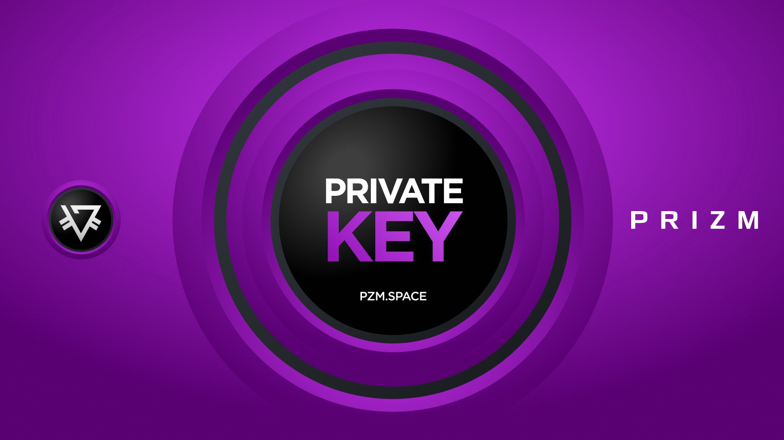 Prizm Private Key
