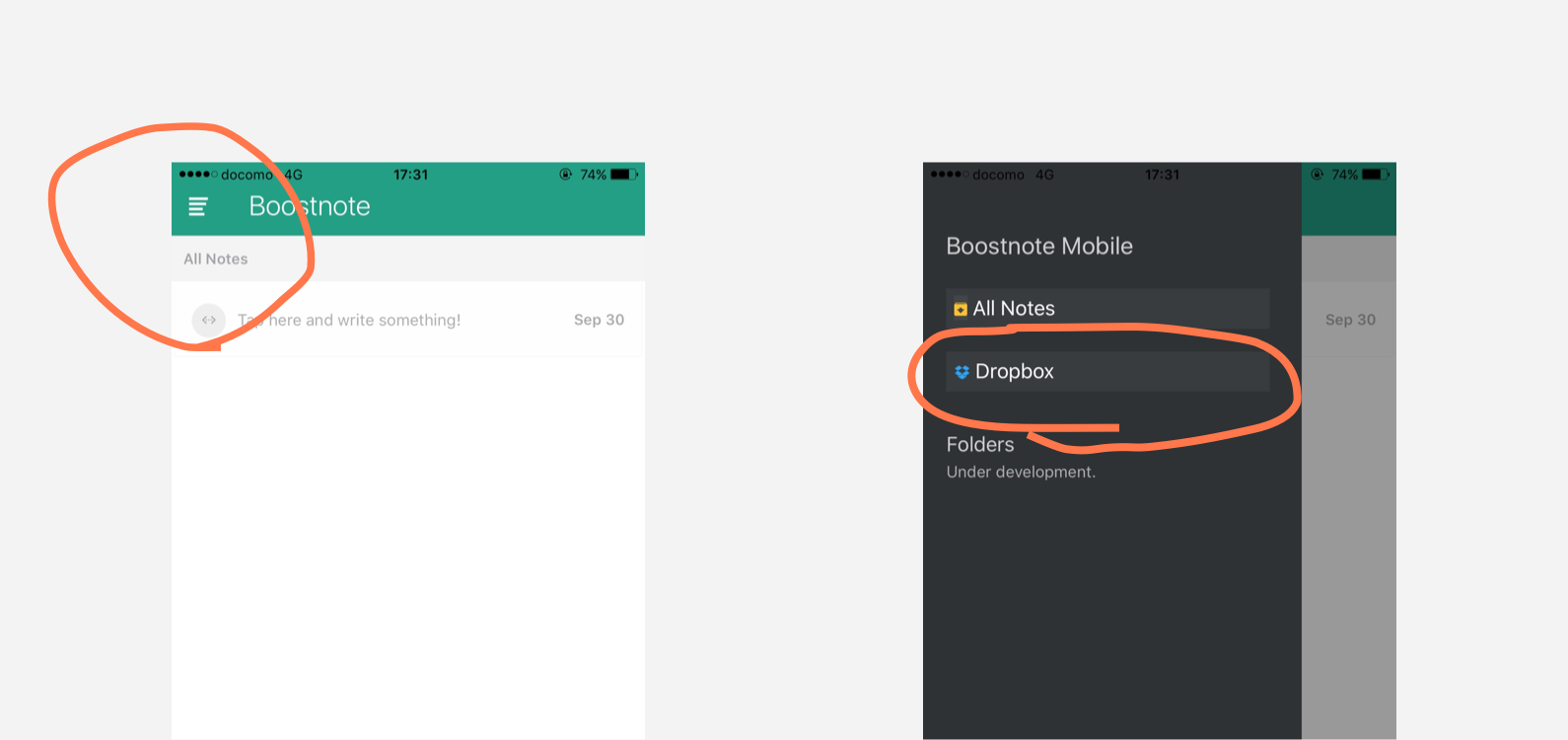How to sync your data across multiple devices - Boostnote
