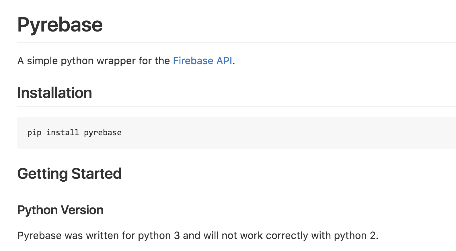 Two Cautions when using Firebase in Python - Kojin - Medium