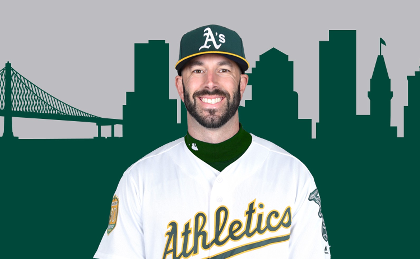 best website 1be1b f37df A's Acquire RHP Mike Fiers from Detroit - Oakland Athletics