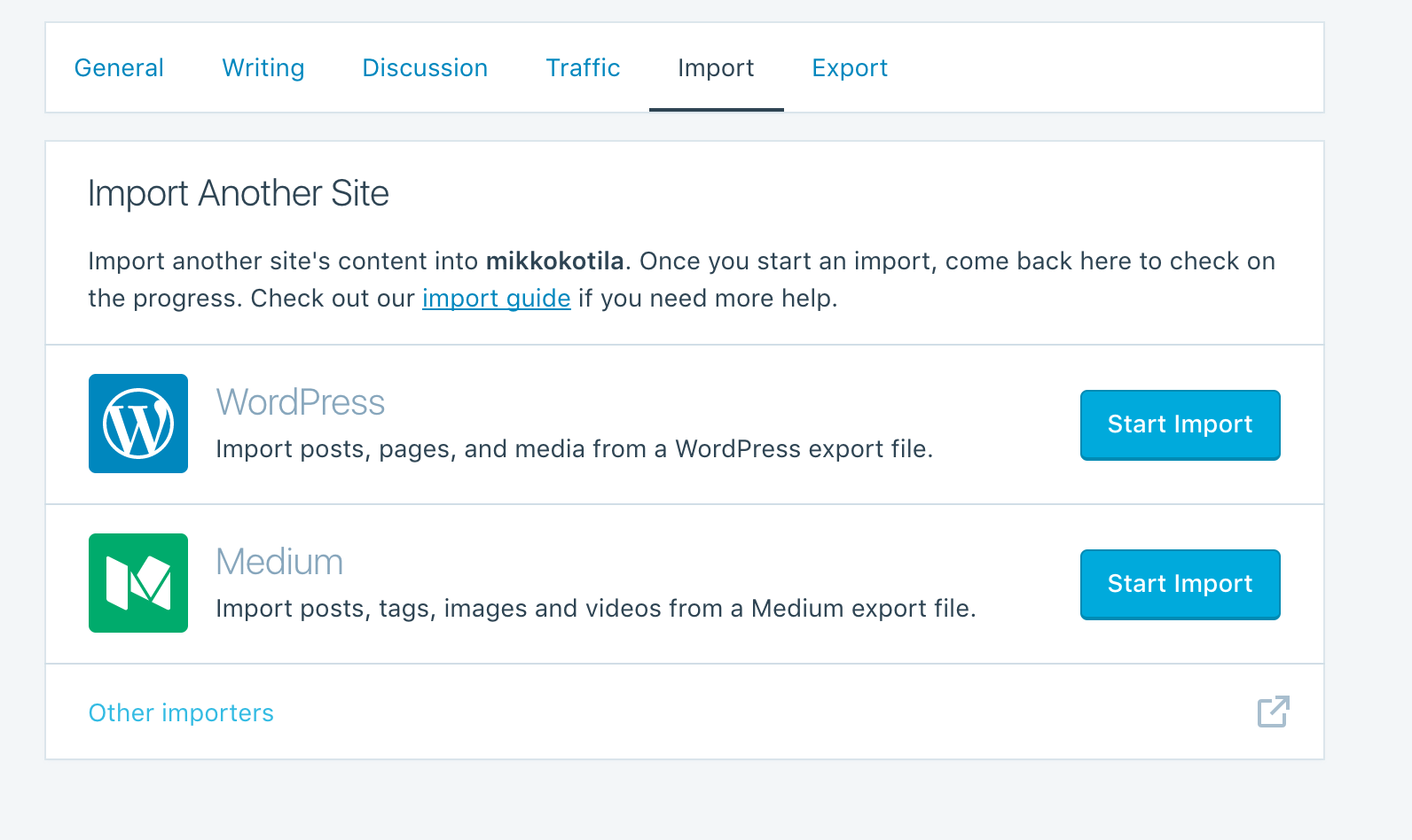 How to Move Your Medium Posts to Wordpress (tested)