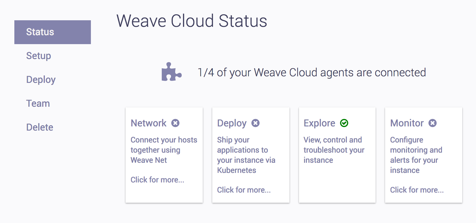 Kubernetes on Rancher with Weave - kloia