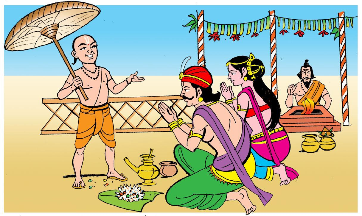 who was the grandfather of mahabali