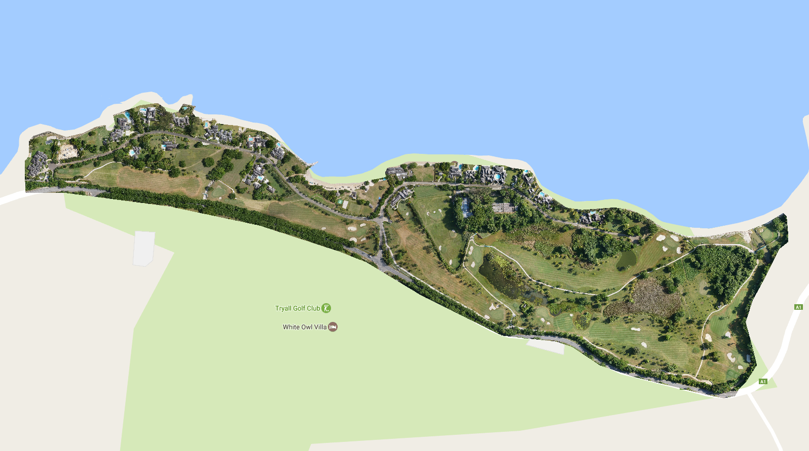 Three reasons golf courses are the next drone mapping territory