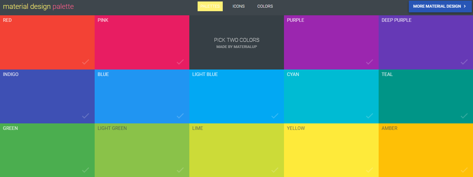 How Do You Pick The Right Color Palette Zipboard
