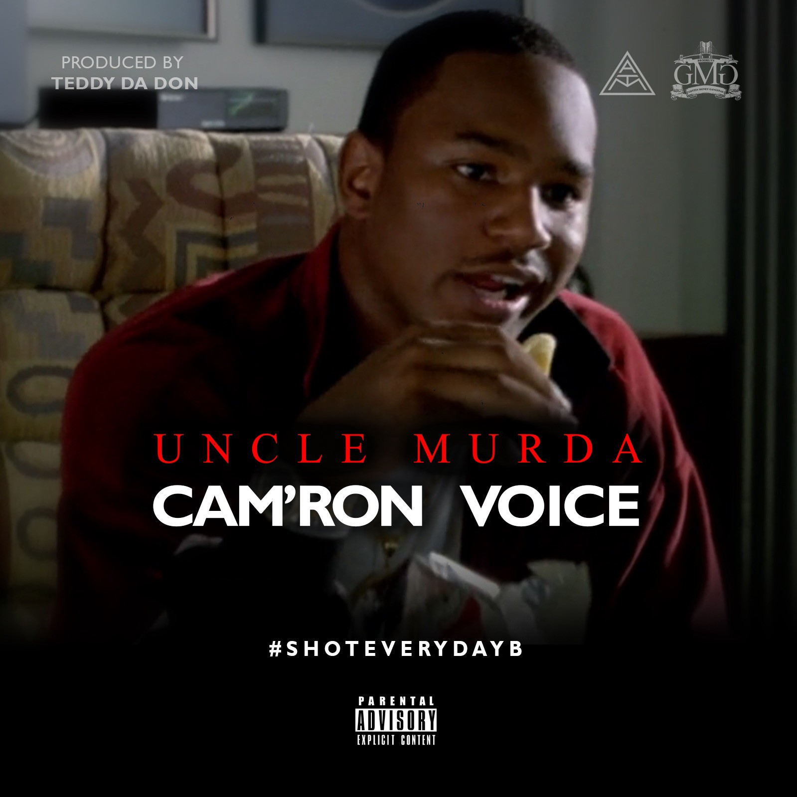 """Uncle Murda Loops Cam'ron for """"Cam'ron Voice"""" (Remix)"""