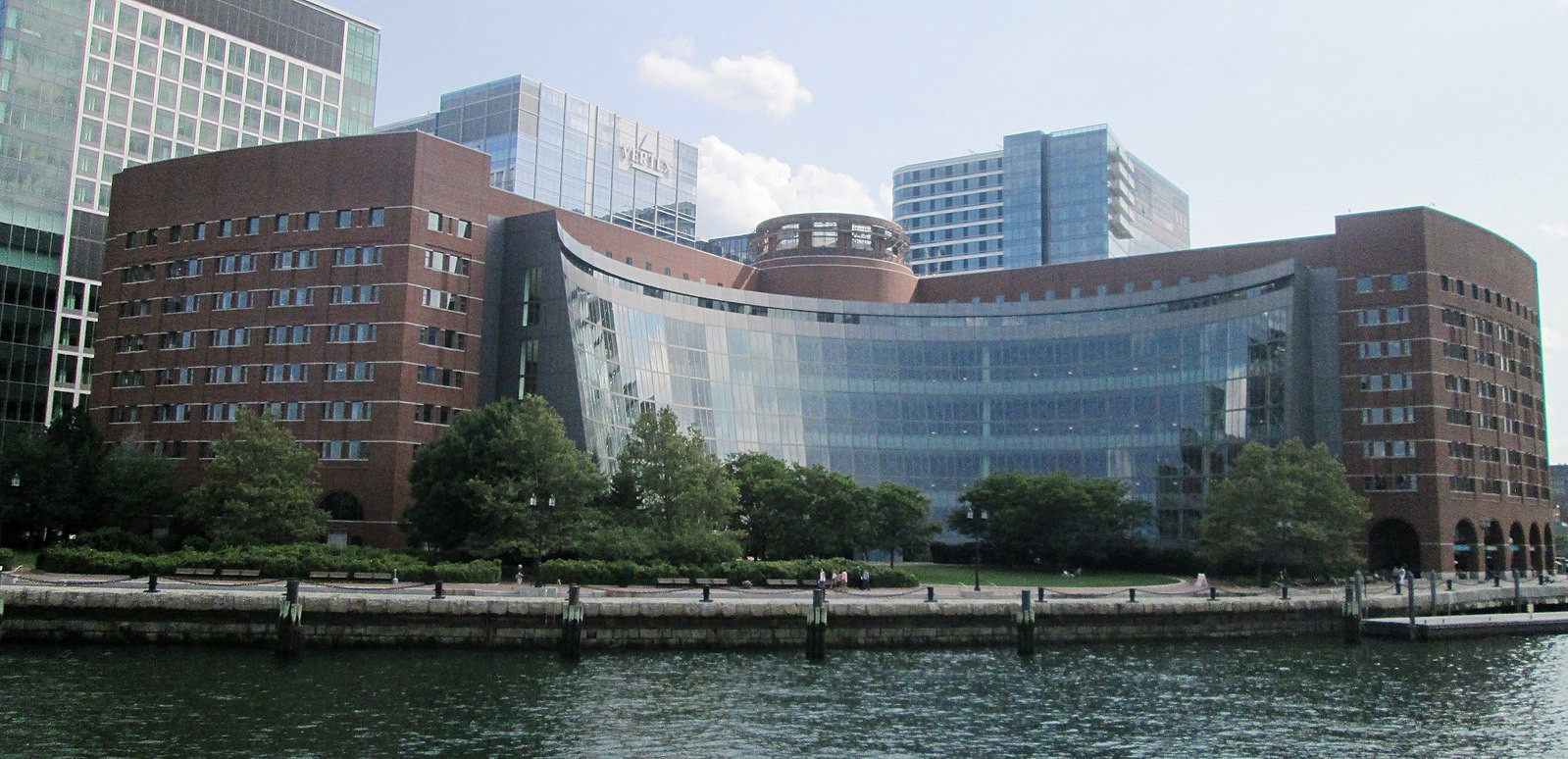 The Moakley Courthouse