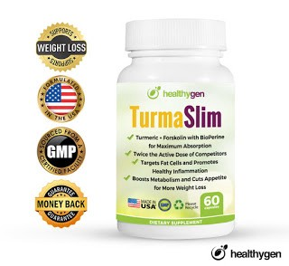 Healthygen Turmaslim — Weight Loss and Immunity Booster | by ...