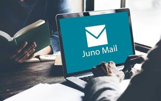 juno email personalized sign in