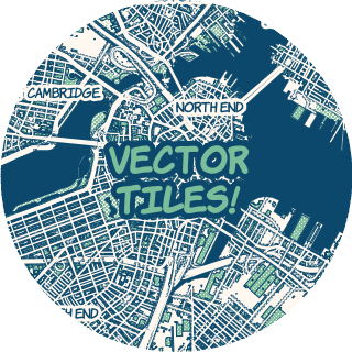 Vector Tiles for MapBox Streets - Points of interest