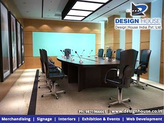Corporate Office Interior Designers In Delhi Ghaziabad Design House India Private Limited By Design House India Private Limited Medium