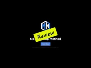 Membership Sites  Membership Method Video Review