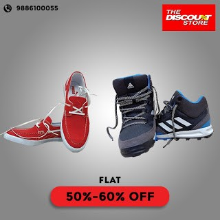 Branded Shoes  The Discount Store   by