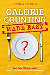 How to Count Calories for Weight Loss in 4 Simple Steps