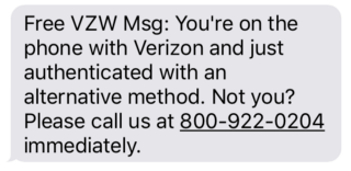 How to lose $8k worth of bitcoin in 15 minutes with Verizon and