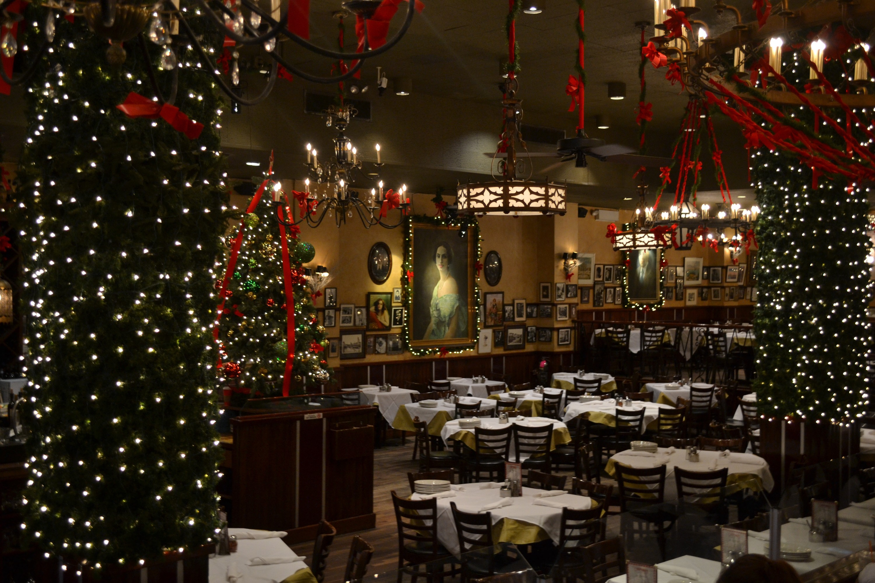 Restaurants Near Me Open Christmas Day.New York City Restaurants Open On Christmas Day Tony
