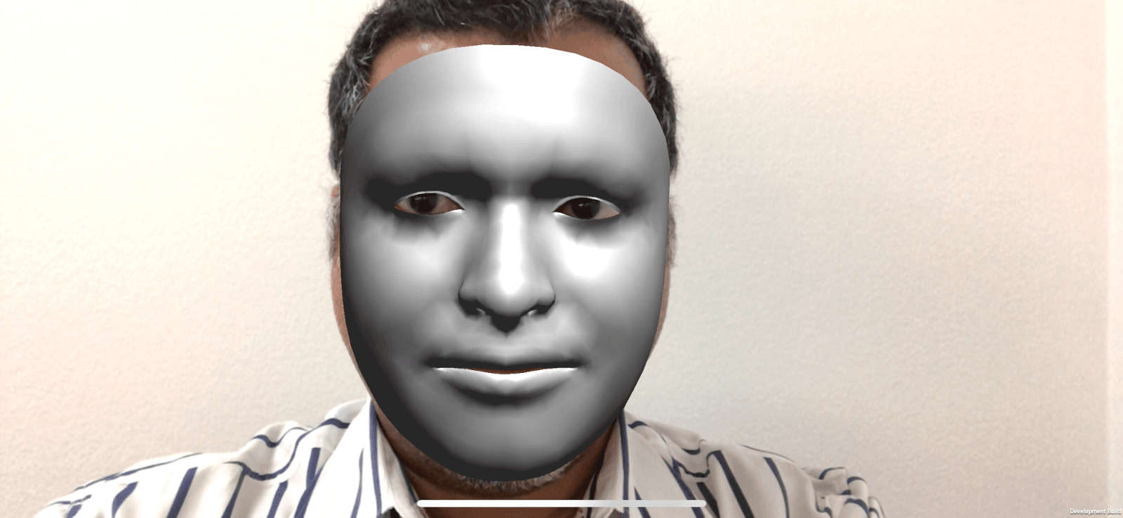 Getting started with iPhone X face tracking in Unity